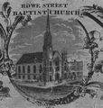 1852 RoweSt BaptistChurch Boston map BPL 12850.png