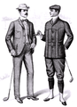 1901 Sartorial Arts Journal Fashion Plate Men's Golfing Clothes.png