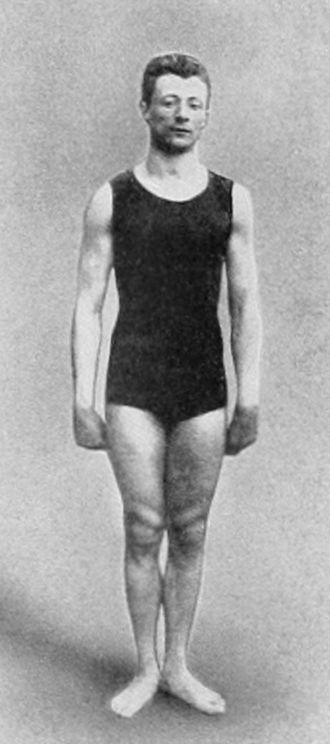 Walter Bathe - Walter Bathe at the 1912 Olympics