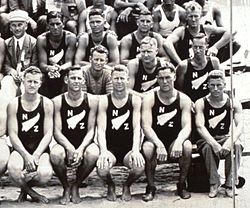 1932 NZ Summer Olympics rowing team.jpg