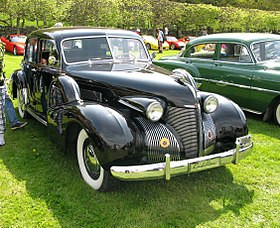 Px Cadillac Series Special Fr on 1940 Lasalle V8 Engine