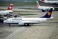 193al - Lufthansa Boeing 737-330, D-ABEW@LHR,19.11.2002 - Flickr - Aero Icarus.jpg