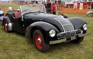 Allard - 1948 Allard L