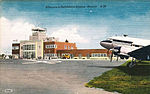 1950 - ABE Airport Postcard with DC-3.jpg