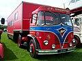 1962 Foden S20 (19 VPP) articulated lorry, 2012 HCVS Tyne-Tees Run.jpg