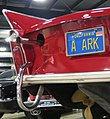 1967 Amphicar - exhaust -Tupelo Automobile Museum 05 (cropped).jpg