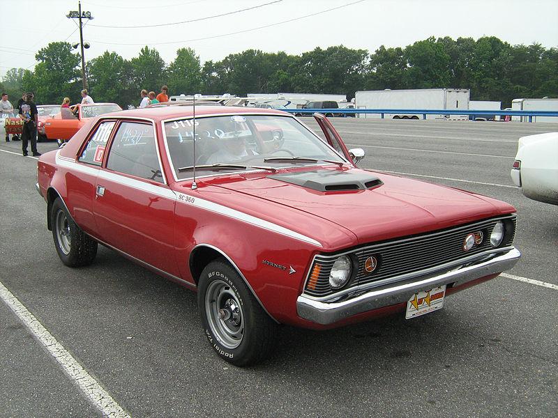 File:1971 AMC Hornet SC360 red md-Da.jpg