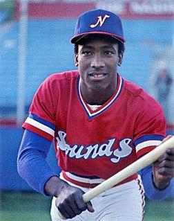 Eddie Milner American baseball player