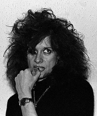 Dudes (film) - Director Penelope Spheeris in 1984