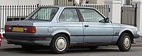 1990 BMW 316i Automatic 1.6 Rear.jpg