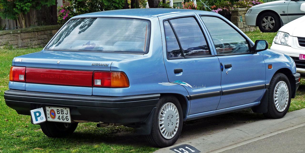 File:1991-1993 Daihatsu Charade (G102) SG Getaway Pack sedan  (2010-10-01).jpg