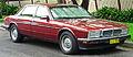 1991-1994 Jaguar Sovereign (XJ40) sedan (2011-11-18) 01.jpg
