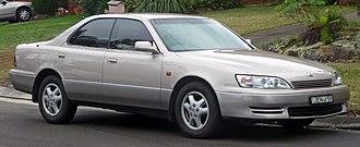 Lexus ES - 1991–1994 Lexus ES 300