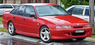 Holden Special Vehicles - 1993 HSV Clubsport