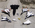 1997 Dryden Research Aircraft Fleet on Ramp - GPN-2000-000172.jpg