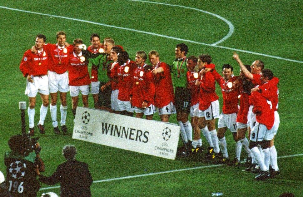 1999 UEFA Champions League celebration (edited)