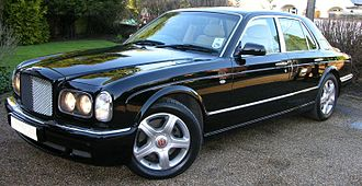 Bentley Arnage - 2001 Bentley Arnage Red Label