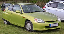 2001 Honda Insight 1.0 Front.jpg