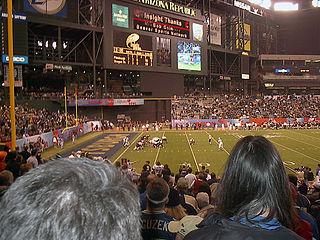 2002 Insight Bowl annual NCAA football game