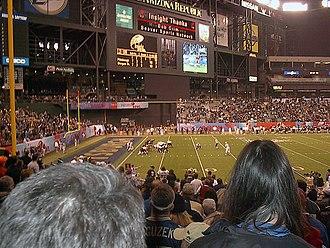 2002 Insight Bowl - The 2002 Insight Bowl
