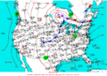 2003-07-07 Surface Weather Map NOAA.png