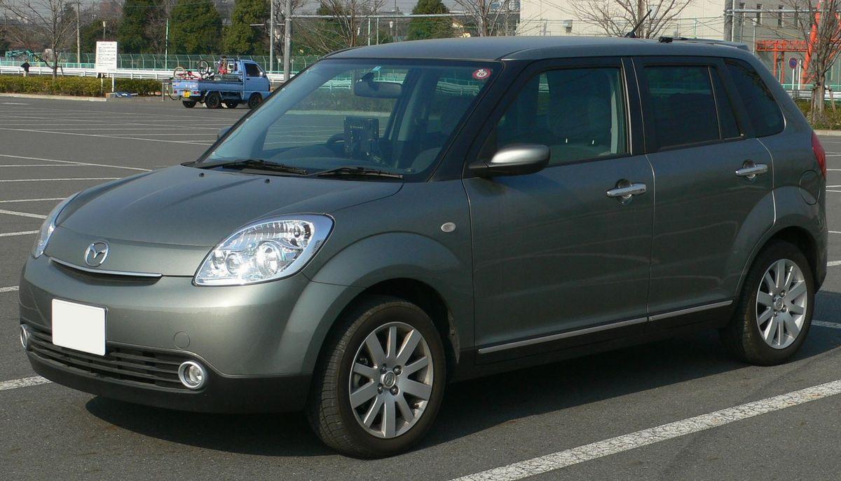 Show Low Ford >> Mazda Verisa - Wikipedia