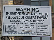 20070822 Lincoln Towing Sign w new prices.JPG