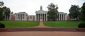 Washington and Lee University Historic District - Image: 2008 0831 Washingtonand Lee University