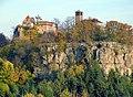 20081018815DR Hohnstein Burg vom Hockstein gesehen.jpg