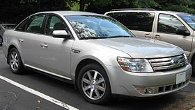 Ford Taurus (fifth generation) - Wikipedia