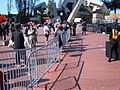 2008 Olympic Torch Relay in SF - Justin Herman Plaza 76.JPG