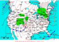 2009-04-04 Surface Weather Map NOAA.png