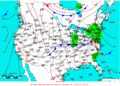 2009-06-18 Surface Weather Map NOAA.png