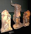 200909161118MEZ Statuengruppe von Wp 10-37, Römermuseum Osterburken.jpg