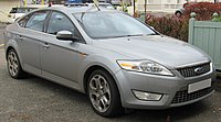 2009 Ford Mondeo Titanium X First Patrol 2.0 Front.jpg
