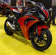 2008 Honda Cbr1000Rr >> Honda Cbr1000rr Wikipedia