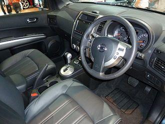 Nissan X-Trail - Interior