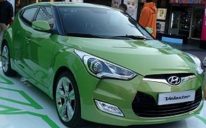 English: Hyundai Veloster