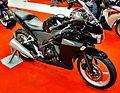 2011 Honda CBR250R black right Motosalon.jpg