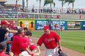 2012 Phillies Spring Training (7395055280).jpg