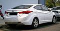 2013 Inokom (Hyundai) Elantra 1.6 GLS (Standard or High Spec) in Cyberjaya, Malaysia (02).jpg