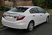 Honda Civic Hybrid Sedan Australia