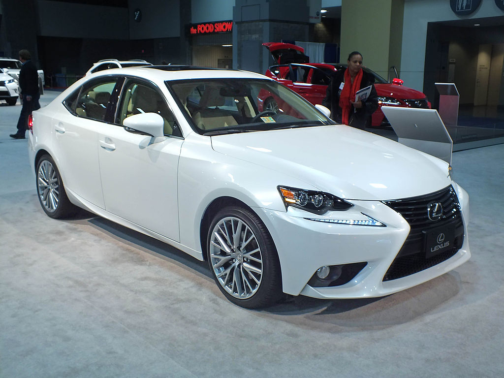 english the 2014 lexus is 250 for the u s market pictured at the washington auto show with. Black Bedroom Furniture Sets. Home Design Ideas