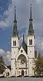 2014 Ostrawa, Kościół Niepokalanego Poczęcia NMP 03.jpg