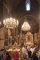 2014 Prowincja Armawir, Wagharszapat, Katedra w Eczmiadzynie, wnętrze (01).jpg
