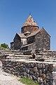 2014 Prowincja Gegharkunik, Sewanawank, Kościół Świętych Apostołów (02).jpg