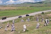 2014 Prowincja Sjunik, Zorac Karer, Prehistoryczny kompleks megalityczny (068).jpg