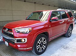 2014 Toyota 4Runner Limited in Barcelona Red.jpg