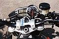 2014 Triumph Street Triple R matte graphite instruments.JPG