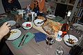 2015-01-06 Wiki Loves Cheese Racletteessen bei WMAT 7639.jpg